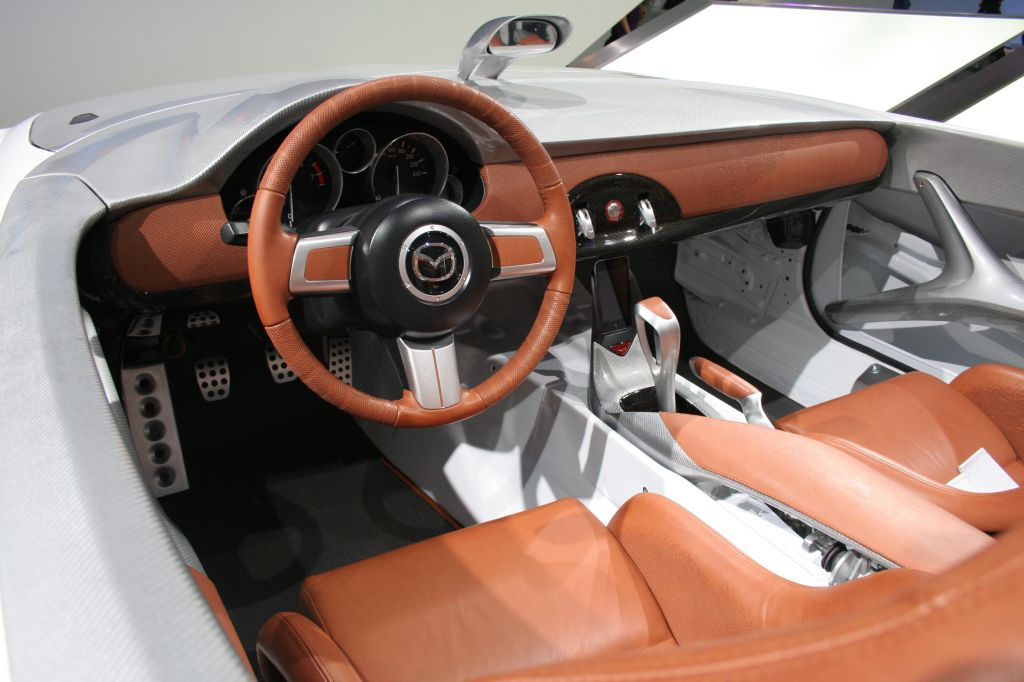 MAZDA MX-5 Superlight concept-car 2009