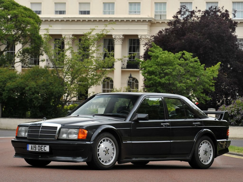 MERCEDES 190 (W201) E 2.5-16 Evolution I berline 1989