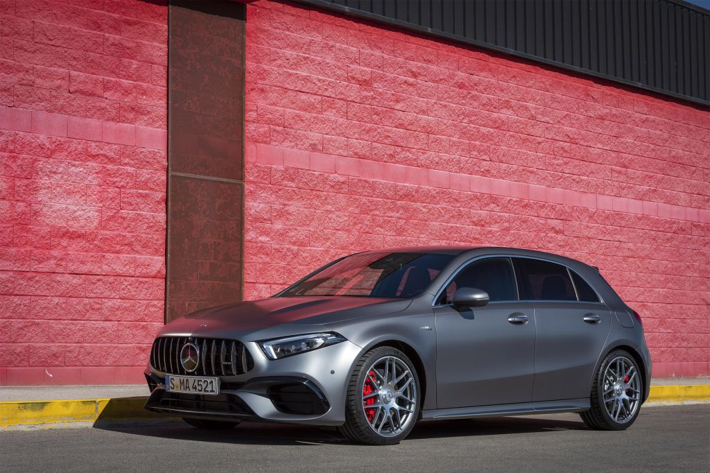 Mercedes-AMG A45 GT S 2019