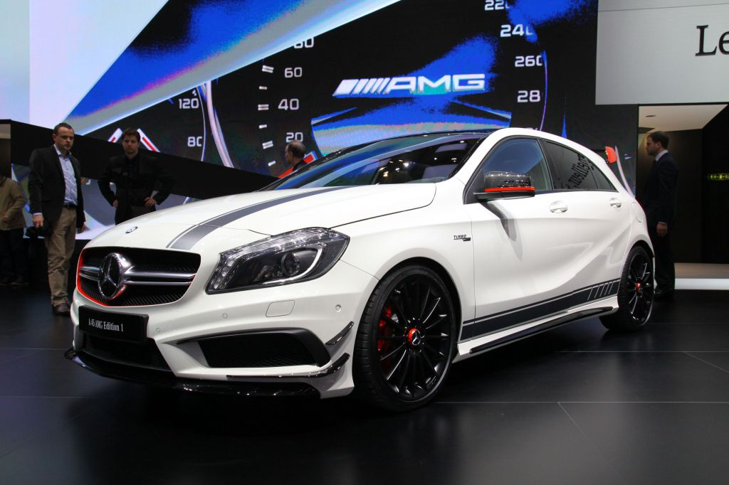 photo mercedes classe a w176 45 amg 360 ch salon de. Black Bedroom Furniture Sets. Home Design Ideas