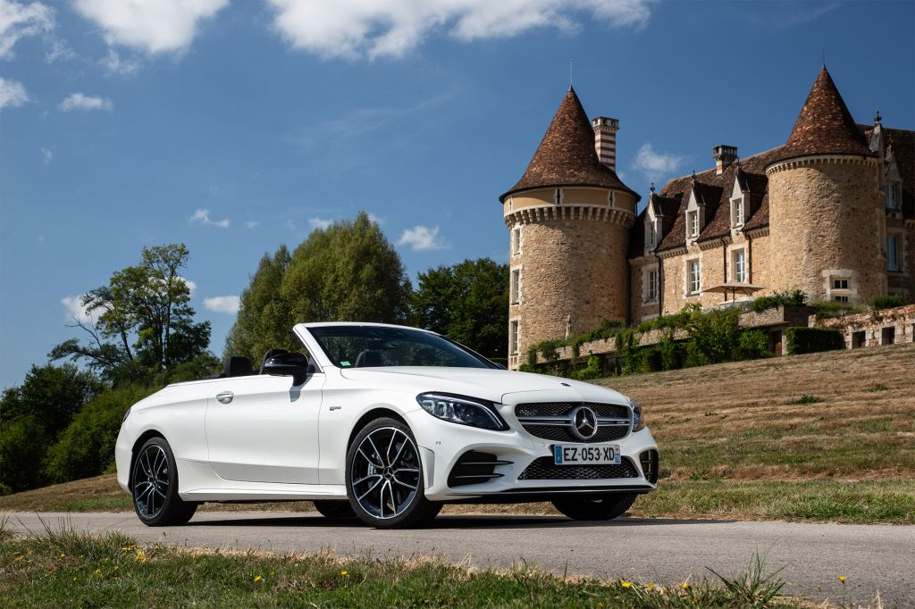 MERCEDES CLASSE C (Cabriolet A205) AMG 43 4Matic 390 ch cabriolet 2018