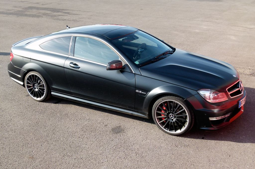 photo mercedes classe c coup c204 63 amg coup 2011 m diatheque. Black Bedroom Furniture Sets. Home Design Ideas