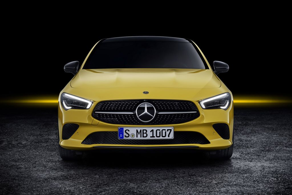 MERCEDES CLASSE CLA (Shooting Brake X118)  break 2019