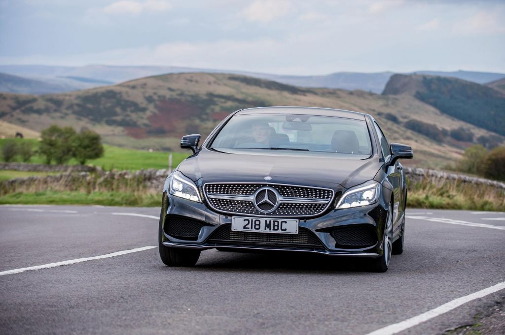 MERCEDES CLASSE CLS (Berline C218) 350 BlueEfficiency coupé 2014