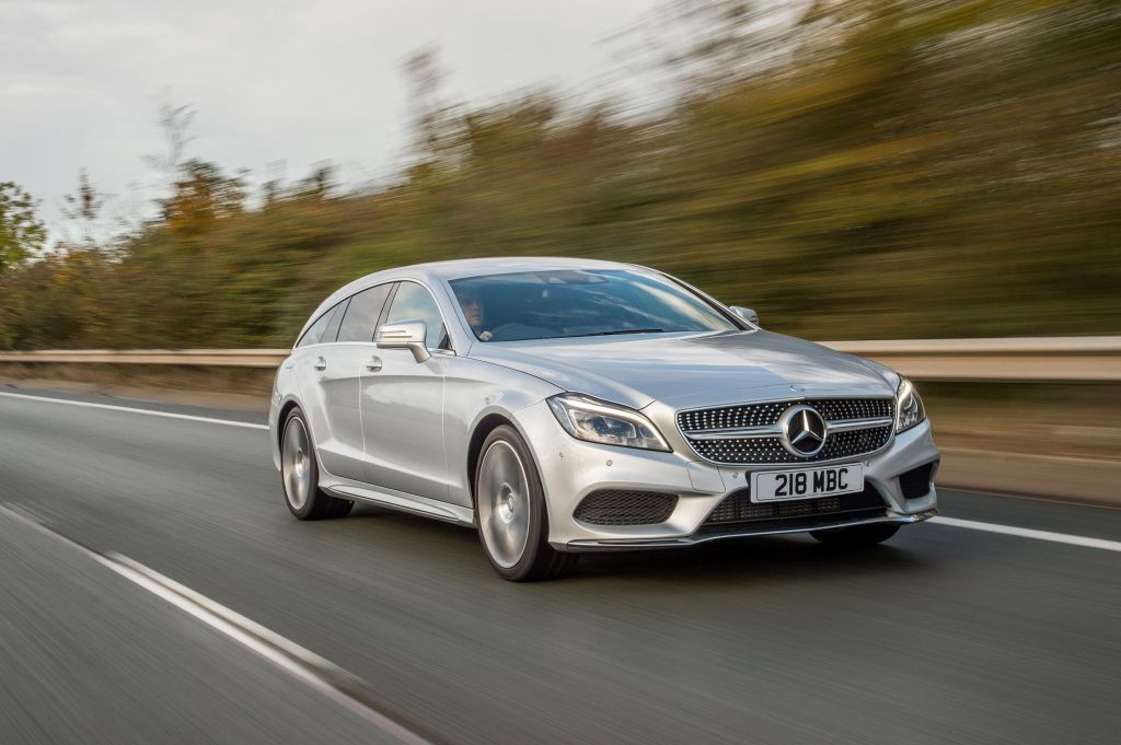 MERCEDES CLASSE CLS (Shooting Brake X218) 350 BlueEfficiency break 2014