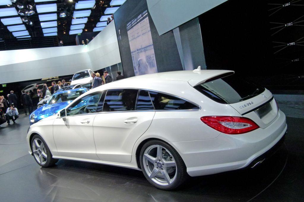 Mercedes Break E Ou Cls