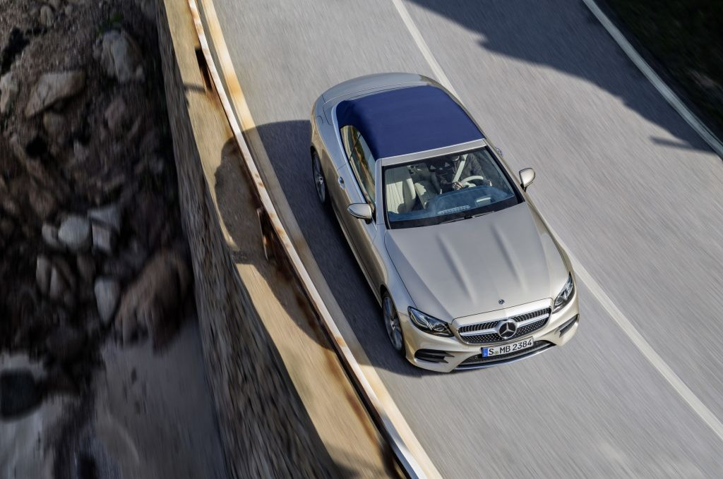 MERCEDES CLASSE E (Cabriolet A238) 400 4MATIC cabriolet 2017