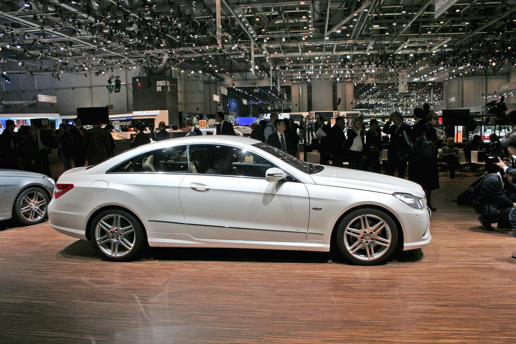 Photo mercedes classe e coup c207 350 cdi - Mercedes classe e coupe 350 cdi pack amg ...