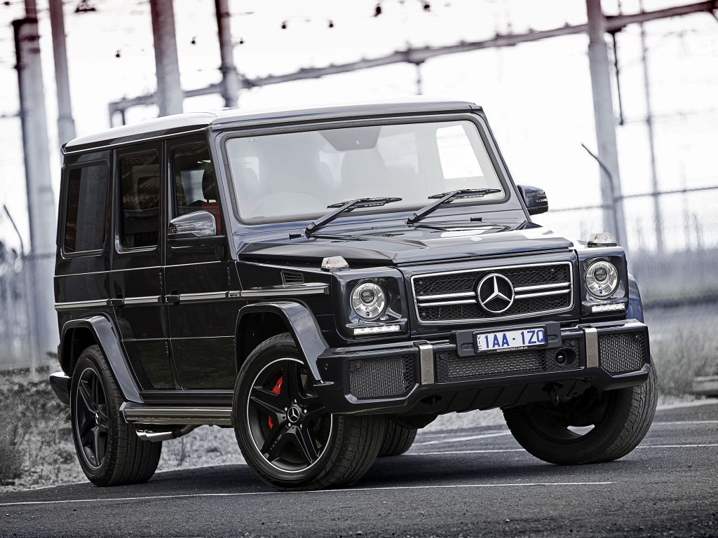 photo mercedes classe g w463 63 amg 4x4 2012. Black Bedroom Furniture Sets. Home Design Ideas