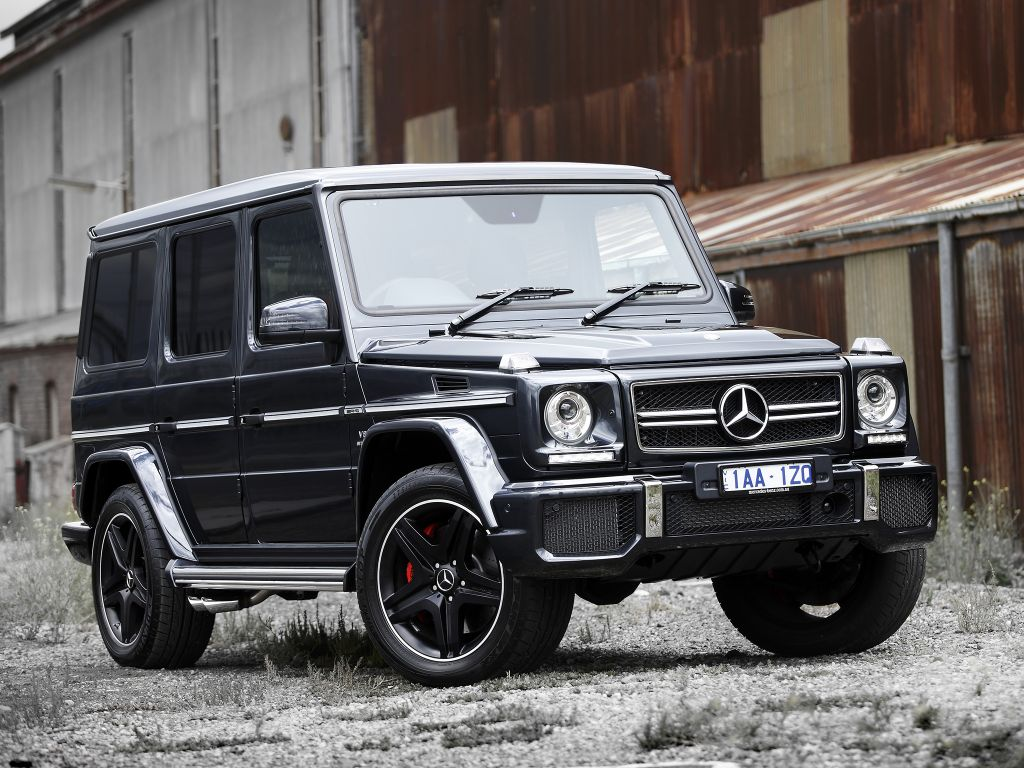 photo mercedes classe g w463 63 amg 4x4 2012 m diatheque. Black Bedroom Furniture Sets. Home Design Ideas