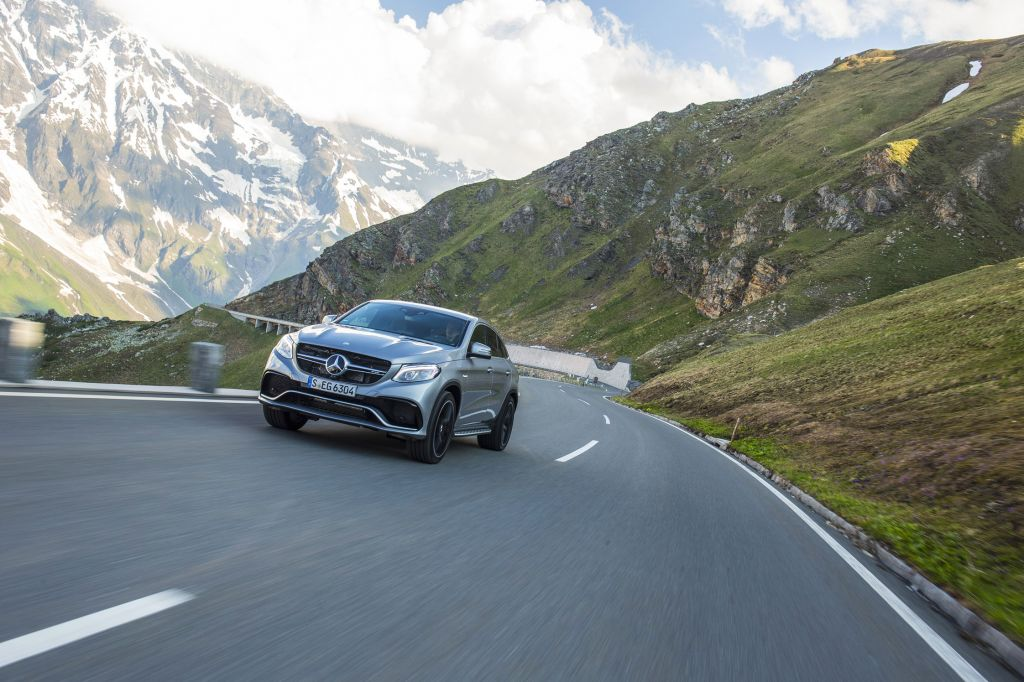 MERCEDES CLASSE GLE (Coupé (C292)) 63 AMG S 4Matic SUV 2015