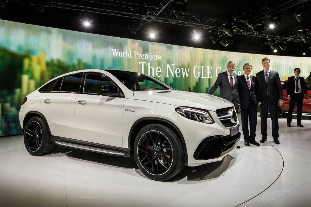 mercedes amg gle 63 coup salon de detroit 2015 diaporama photo. Black Bedroom Furniture Sets. Home Design Ideas