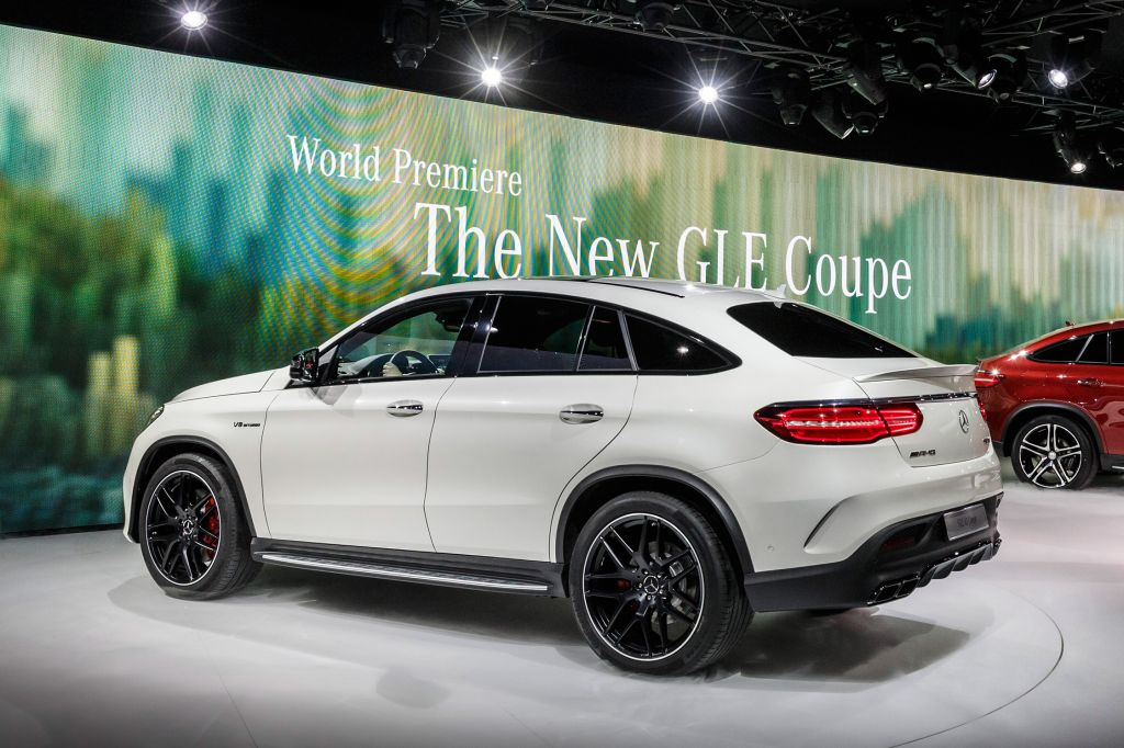 mercedes amg gle 63 coup salon de detroit 2015. Black Bedroom Furniture Sets. Home Design Ideas