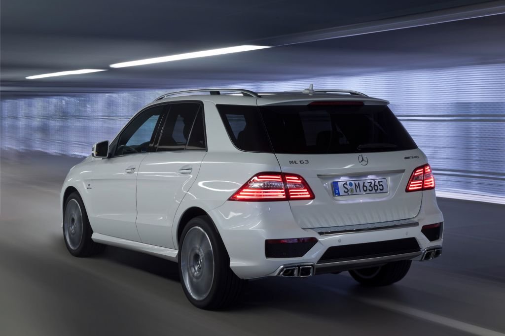 photo mercedes classe m w166 ml 63 amg suv 2012. Black Bedroom Furniture Sets. Home Design Ideas