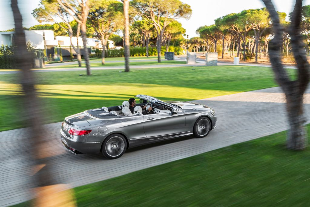 MERCEDES CLASSE S (Cabriolet A217)  cabriolet 2016