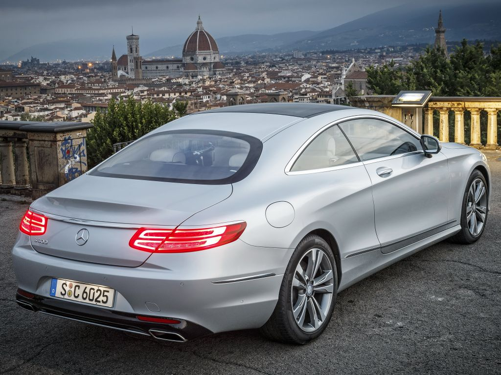 MERCEDES CLASSE S (Coupé C217) 500 4Matic coupé 2014