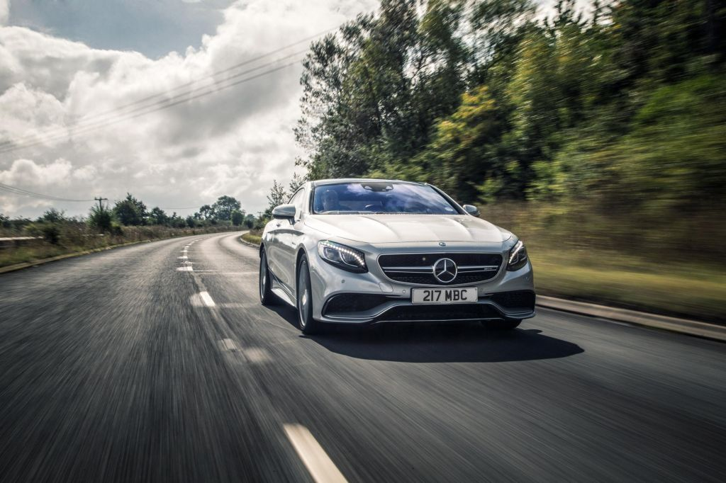MERCEDES CLASSE S (Coupé C217) 63 AMG 4Matic coupé 2014