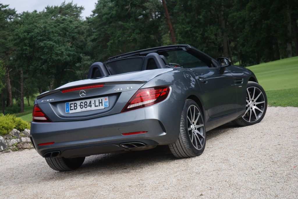 Occasion Mercedes Slc Amg