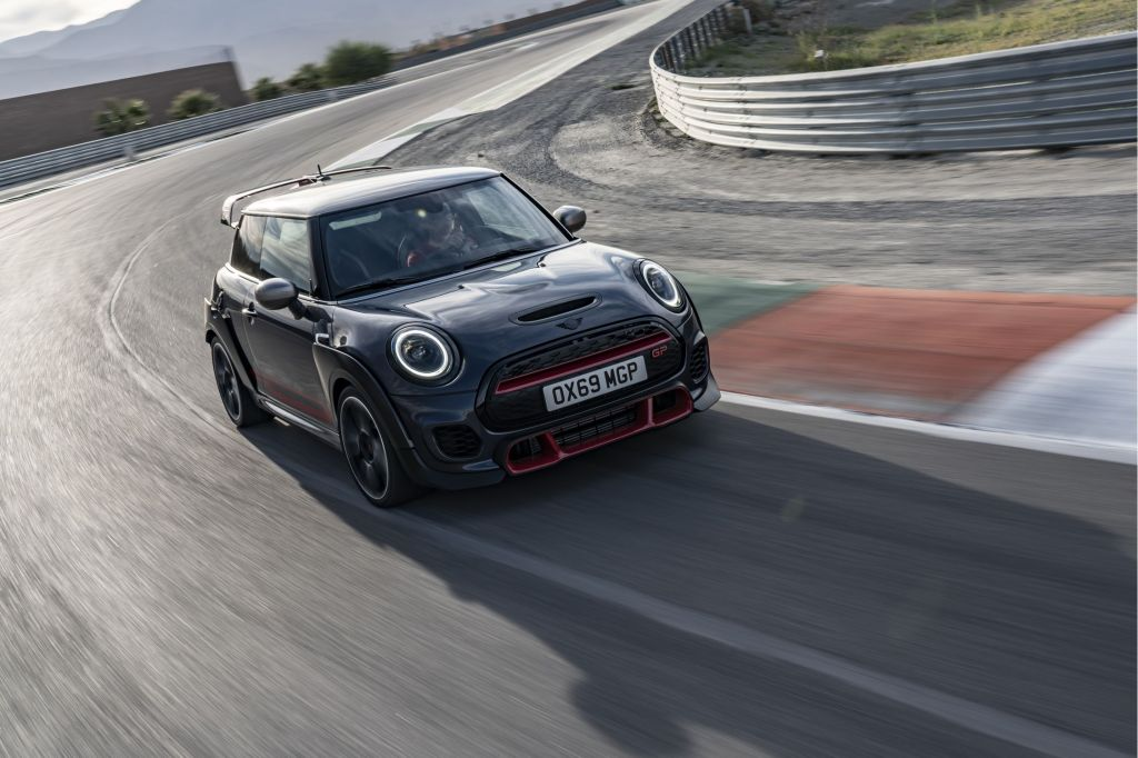 MINI 3 PORTES (F56) John Cooper Works GP berline 2020