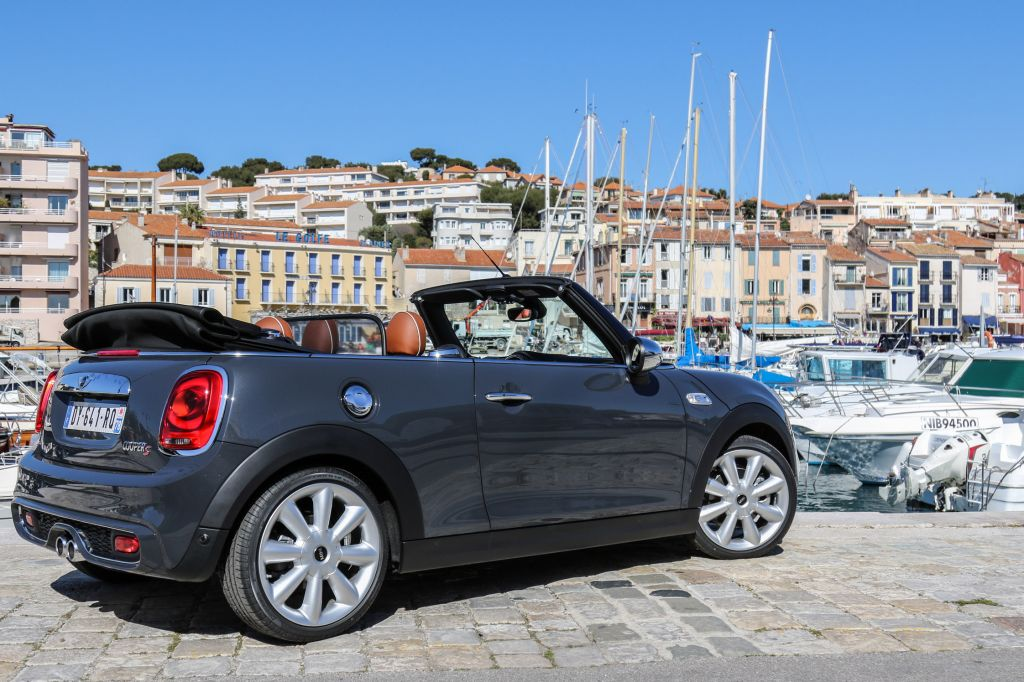 photo mini cabriolet f57 cooper s cabriolet 2016 m diatheque. Black Bedroom Furniture Sets. Home Design Ideas