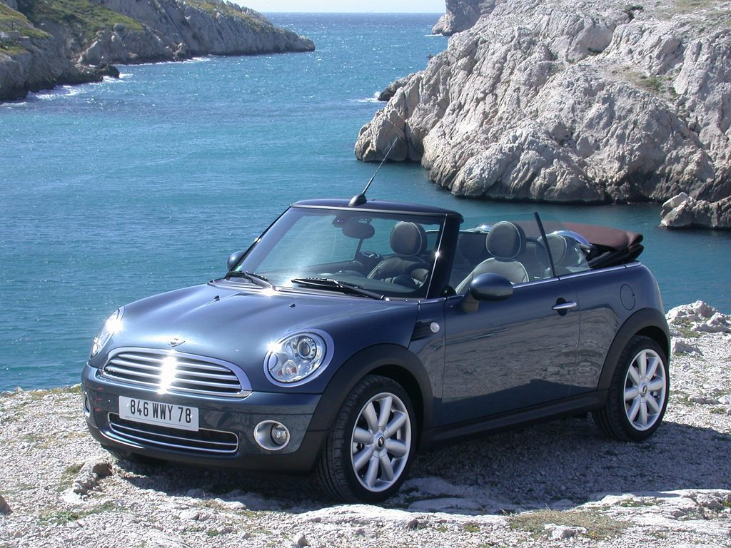 photo mini cabriolet r57 cooper 120ch cabriolet 2009 m diatheque. Black Bedroom Furniture Sets. Home Design Ideas
