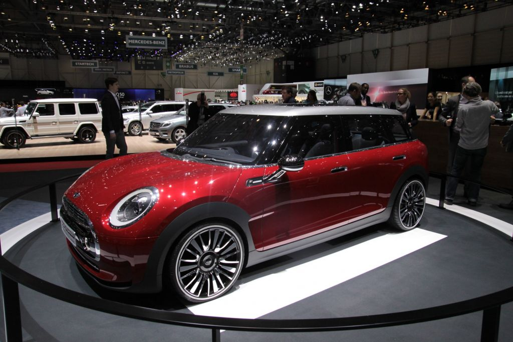MINI CLUBMAN Concept concept-car 2014