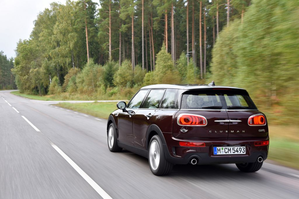MINI CLUBMAN (F54) Cooper S break 2015