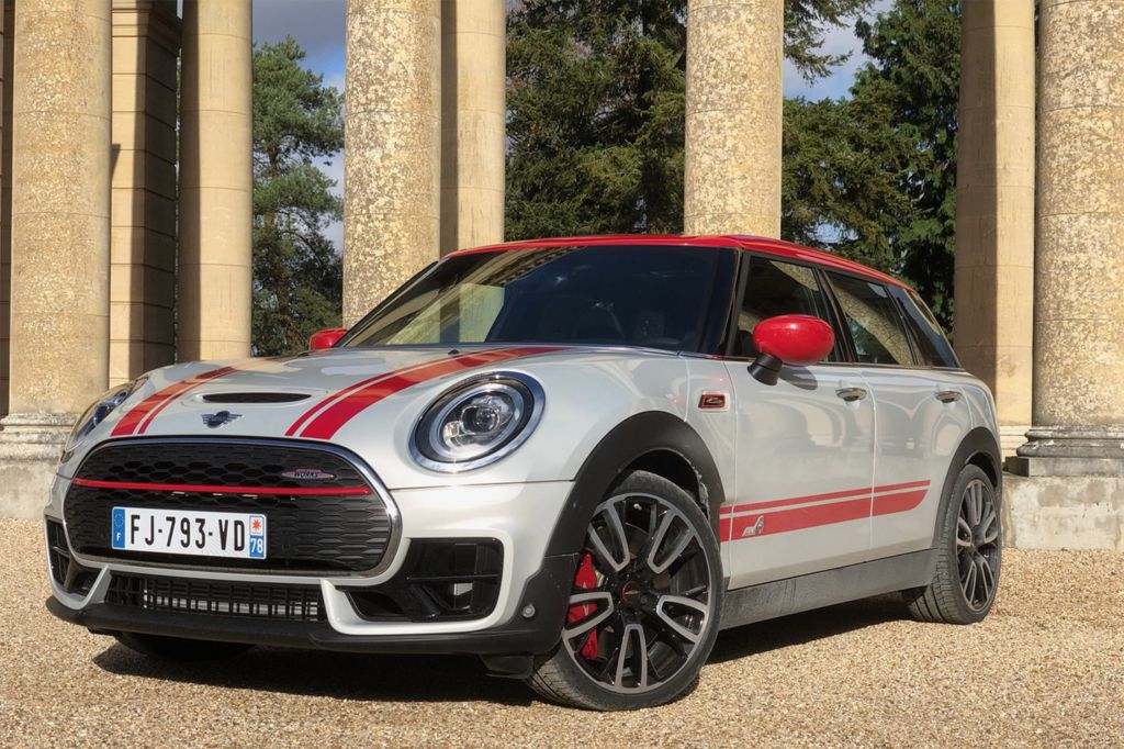 MINI CLUBMAN (F54) JCW 306 ch break 2019