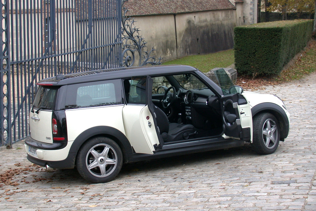 2007 mini cooper s clubman r55 related infomation. Black Bedroom Furniture Sets. Home Design Ideas