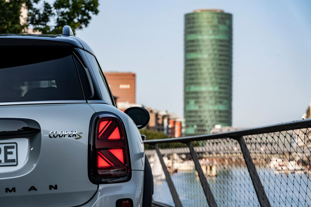 MINI COUNTRYMAN (F60) Cooper SE ALL4 220 ch SUV 2020