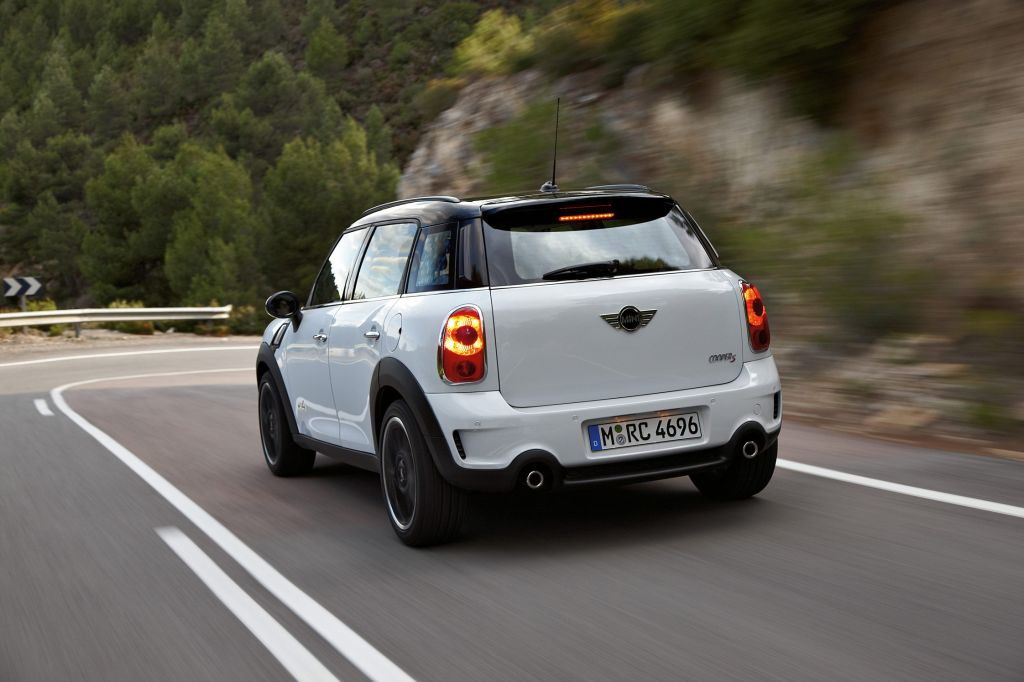 MINI COUNTRYMAN (R60) Cooper S 4x4 2010