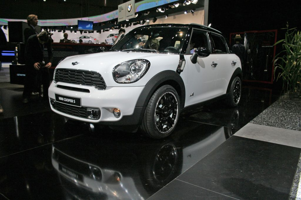 photo mini countryman r60 cooper s 4x4 2010 m diatheque. Black Bedroom Furniture Sets. Home Design Ideas