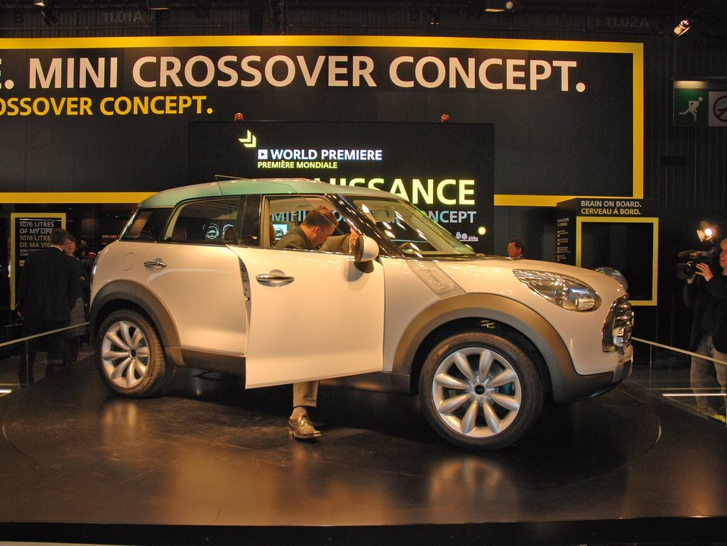 MINI CROSSOVER Concept concept-car 2008