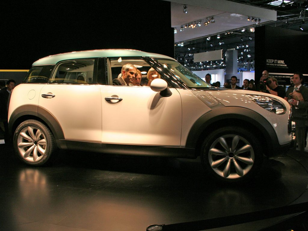 photo mini crossover concept concept car 2008 m diatheque. Black Bedroom Furniture Sets. Home Design Ideas