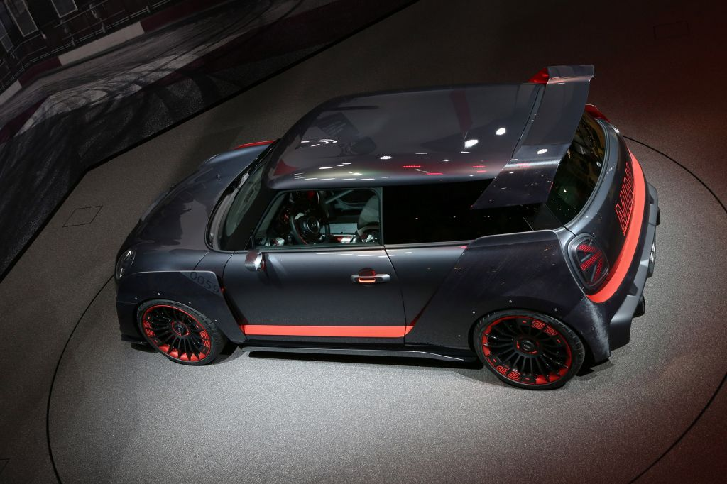 MINI JOHN COOPER WORKS GP Concept concept-car 2017