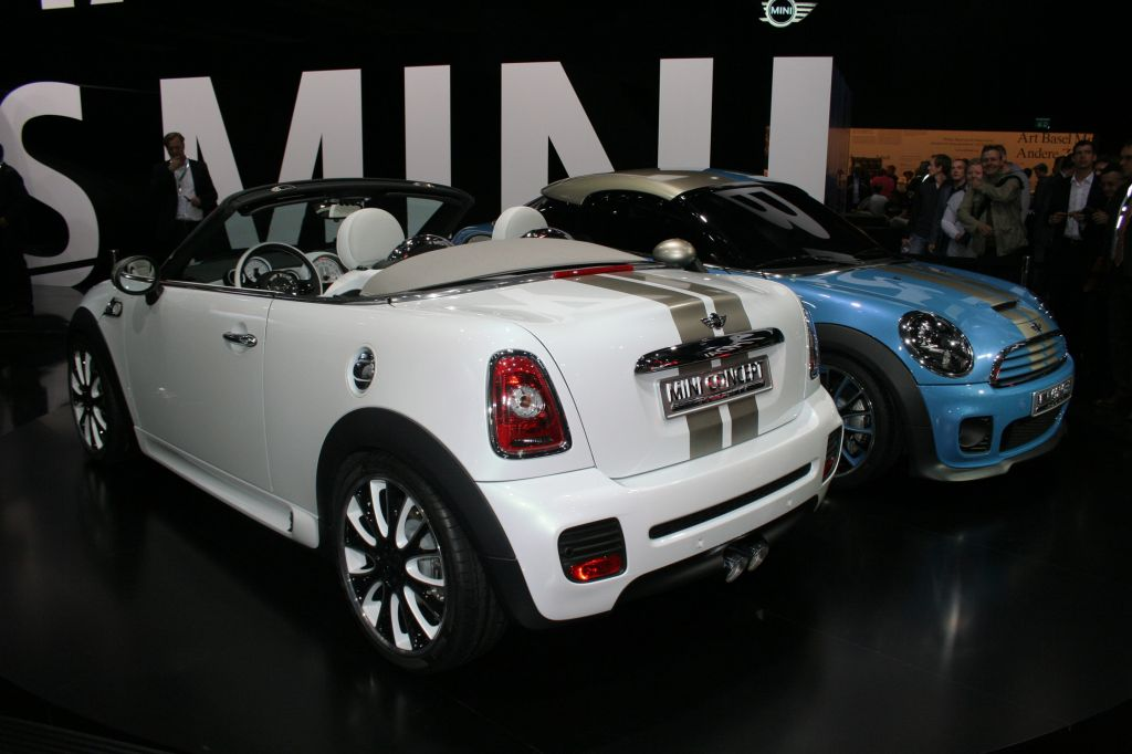 MINI ROADSTER CONCEPT Concept concept-car 2009