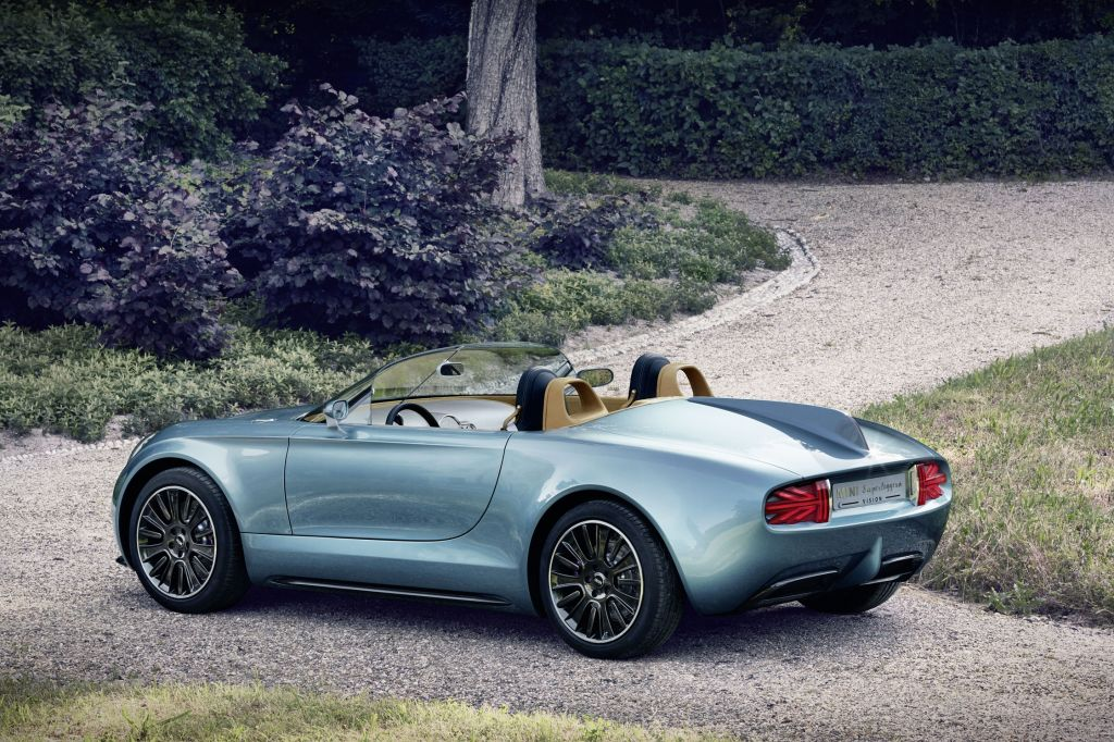 MINI SUPERLEGGERA VISION Concept concept-car 2014