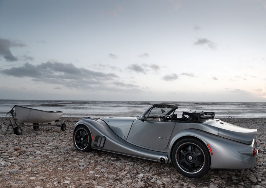 Photo morgan aero 8 v8 cabriolet 2006