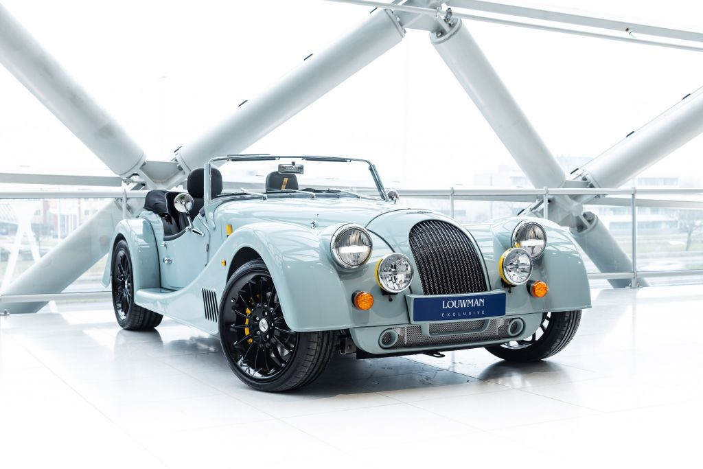MORGAN PLUS SIX 3.0 TwinPower Turbo 335 ch cabriolet 2020