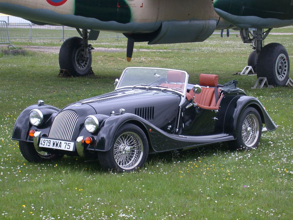 MORGAN ROADSTER 3.0 V6 cabriolet 2009