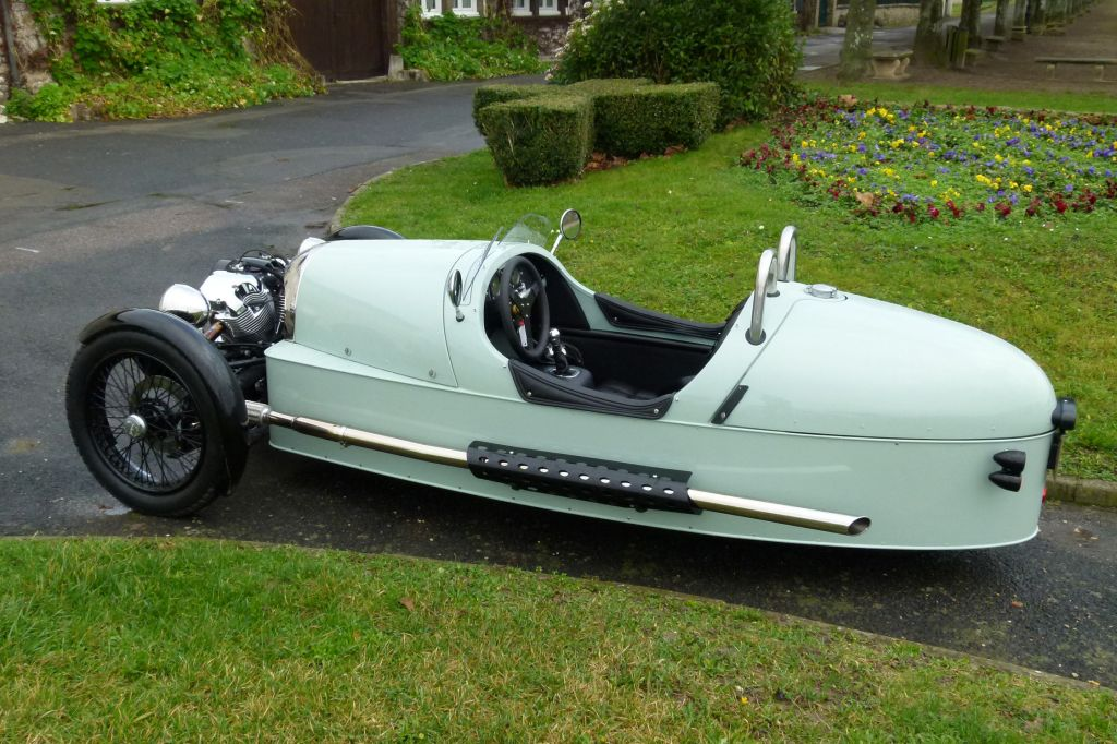 photo morgan three wheeler 115 ch cabriolet 2012 m diatheque. Black Bedroom Furniture Sets. Home Design Ideas