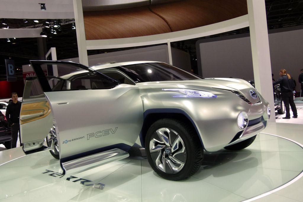 Photo Nissan Terra Concept Concept Car 2012 Mdiatheque