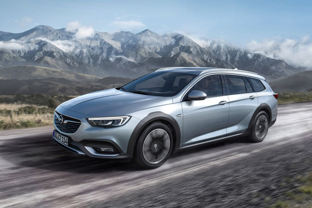 OPEL INSIGNIA COUNTRY TOURER  break 2017