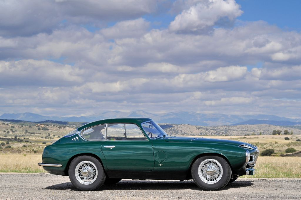 PEGASO Z 102 3.2 Berlinetta concept-car 1954