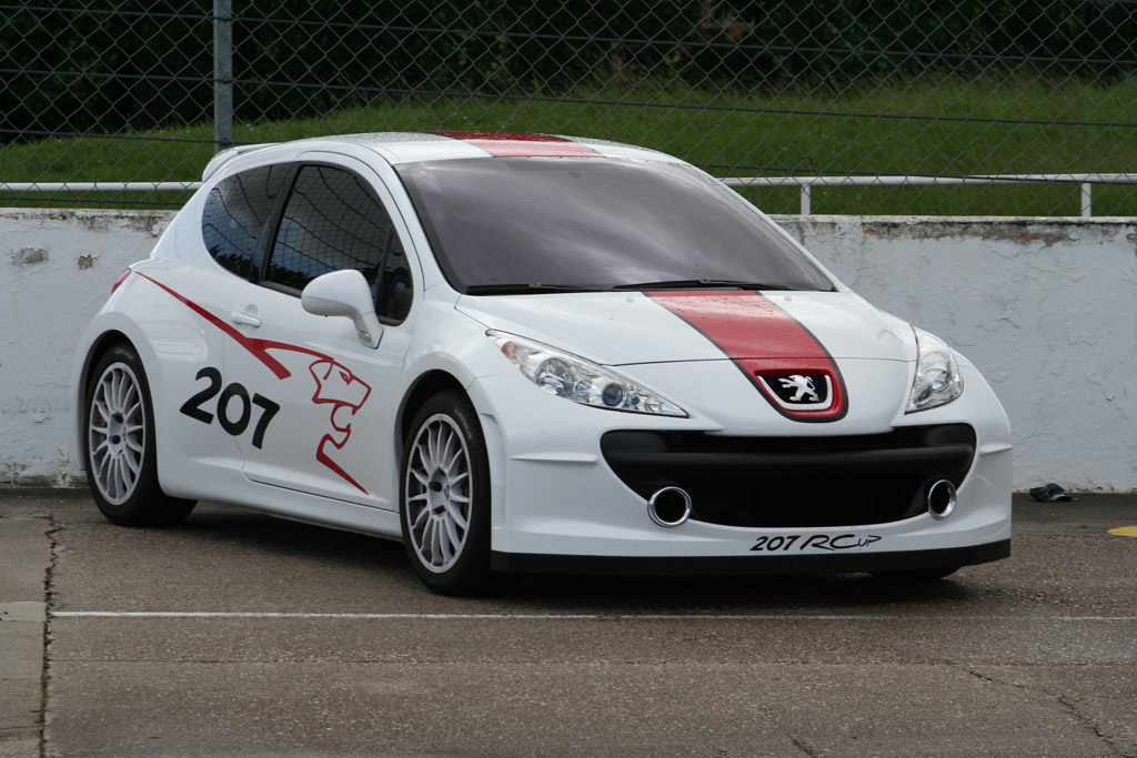 peugeot 207 rc le mans tuning. Black Bedroom Furniture Sets. Home Design Ideas