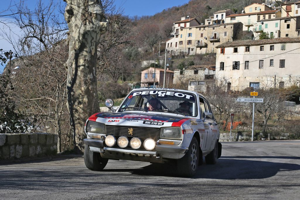 peugeot 504 ti 1972 rallye monte carlo historique 2016 diaporama photo. Black Bedroom Furniture Sets. Home Design Ideas