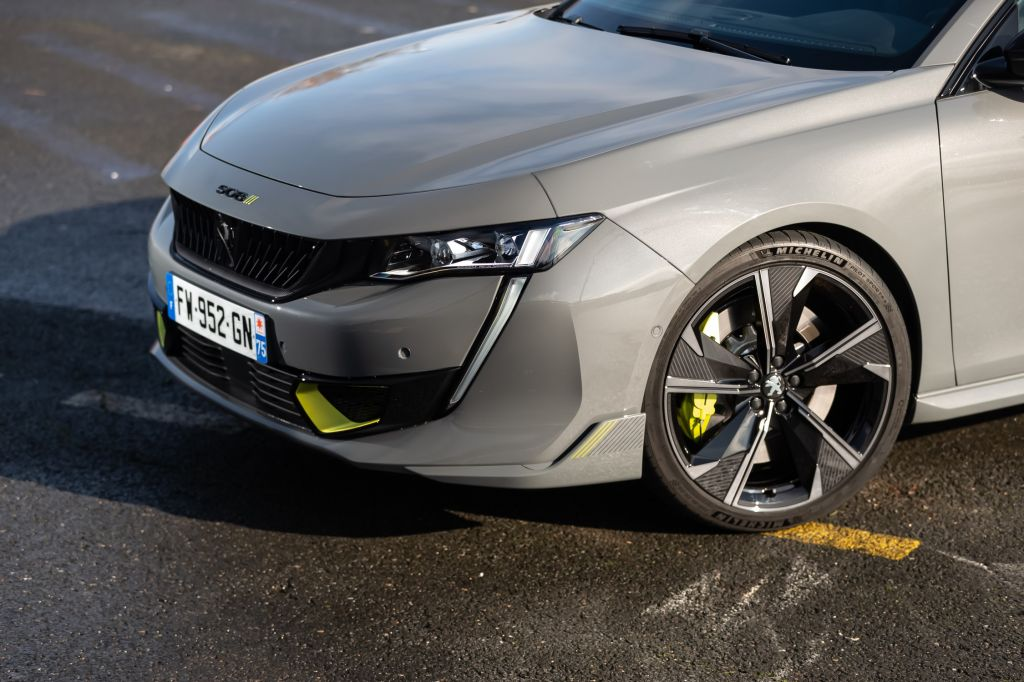 PEUGEOT 508 SW (2) Peugeot Sport Engineered break 2021