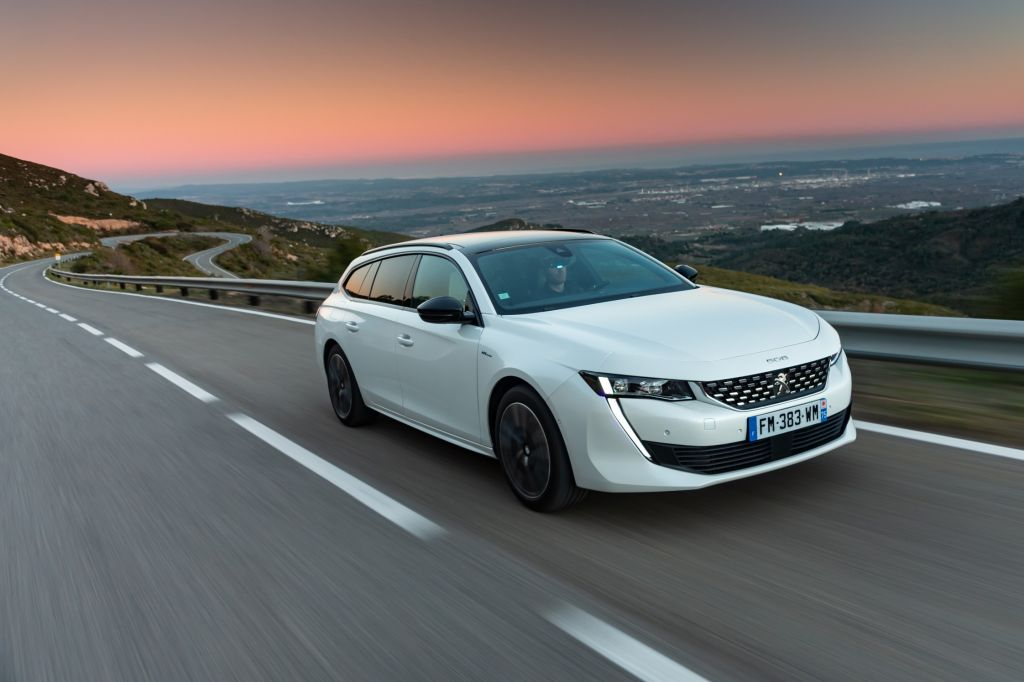 PEUGEOT 508 SW Hybrid 225 e-EAT8 break 2020