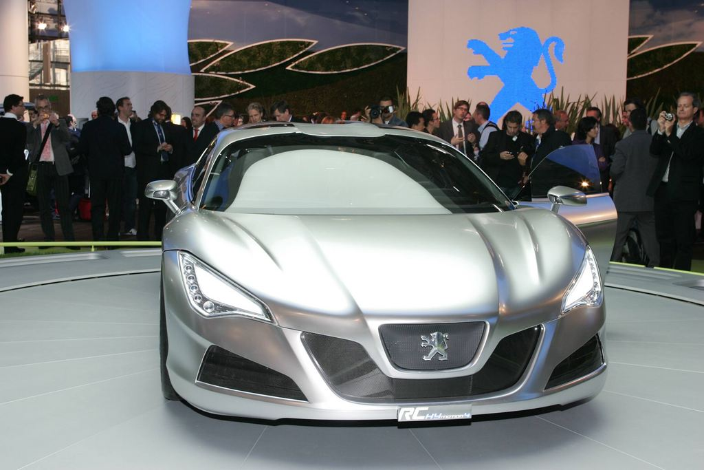 PEUGEOT RC HYMOTION4 Concept concept-car 2008