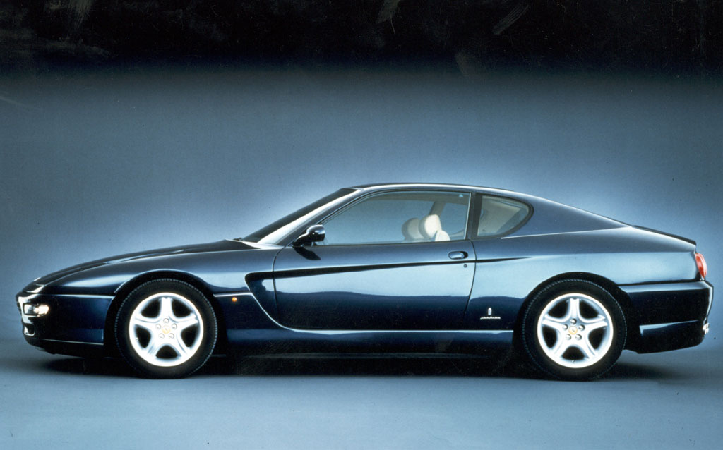 Photo PININFARINA FERRARI 456 GT - médiatheque Motorlegend.com
